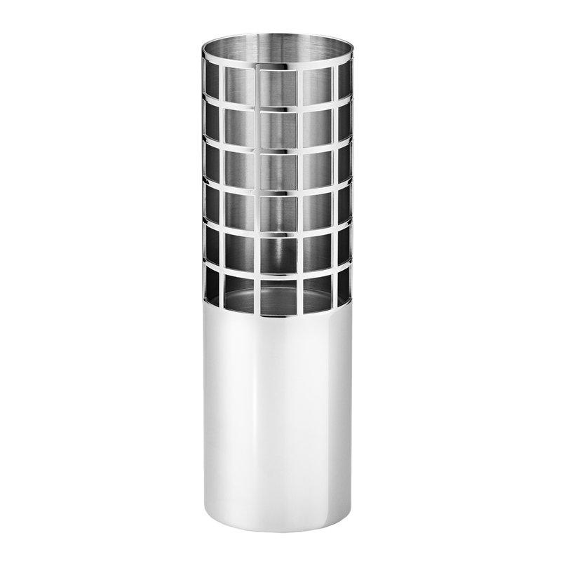 Georg Jensen Matrix vase, tube, small