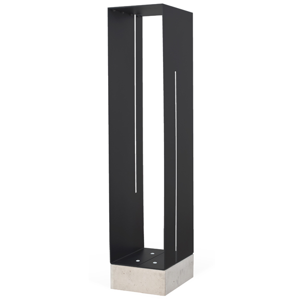 Röshults Manhattan cabinet, anthracite