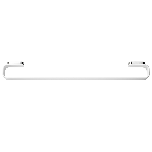 Menu Towel bar, white