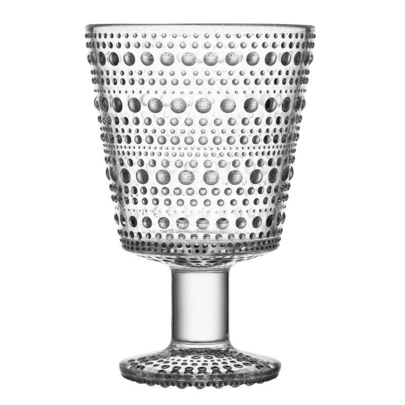 Iittala Bicchiere Kastehelmi 26 cl, 2 pz, trasparente