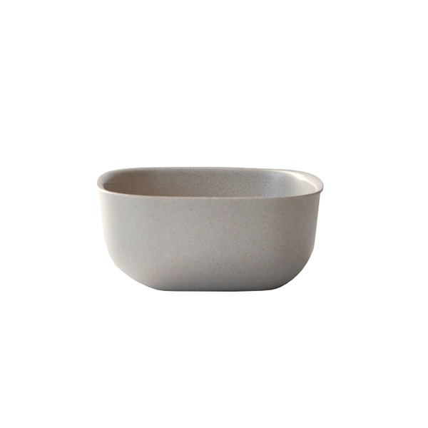 Ekobo BIOBU Gusto bowl, S, stone
