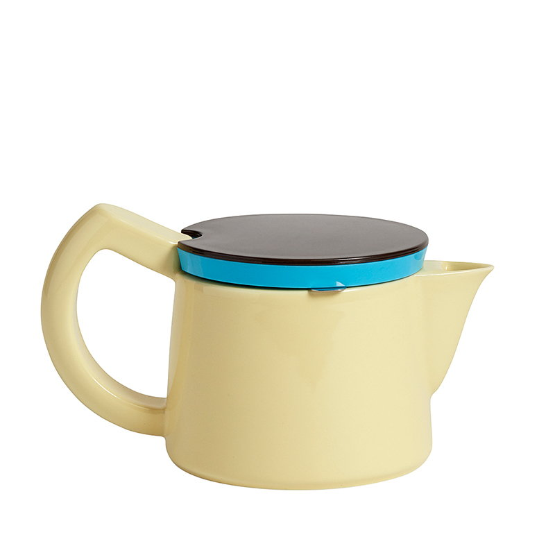 Hay Coffee pot, small, light yellow