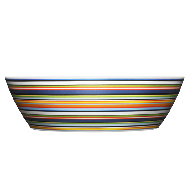 Iittala Origo serving bowl, orange