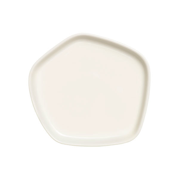 Iittala Iittala X Issey Miyake mini plate 11 x 11 cm, white