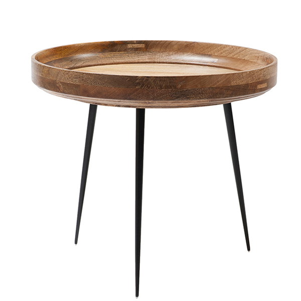 Mater Bowl table, large, natural
