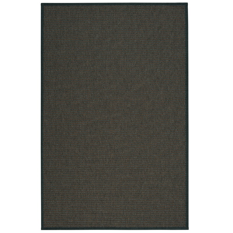 VM Carpet Tunturi rug, black