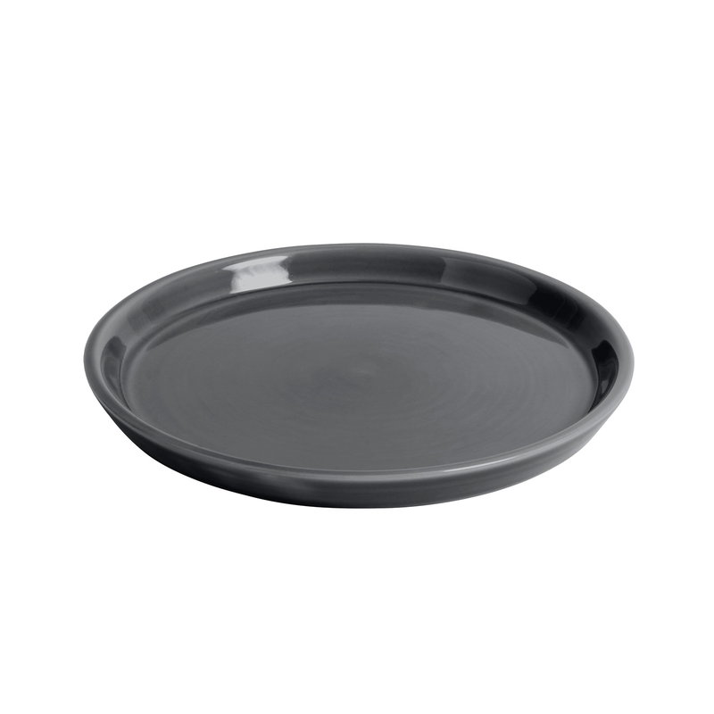 Hay Botanical Family saucer, L, anthracite