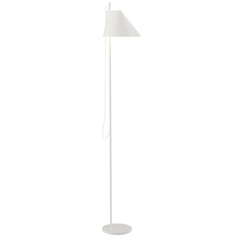 Louis Poulsen YUH lattiavalaisin LED, valkoinen