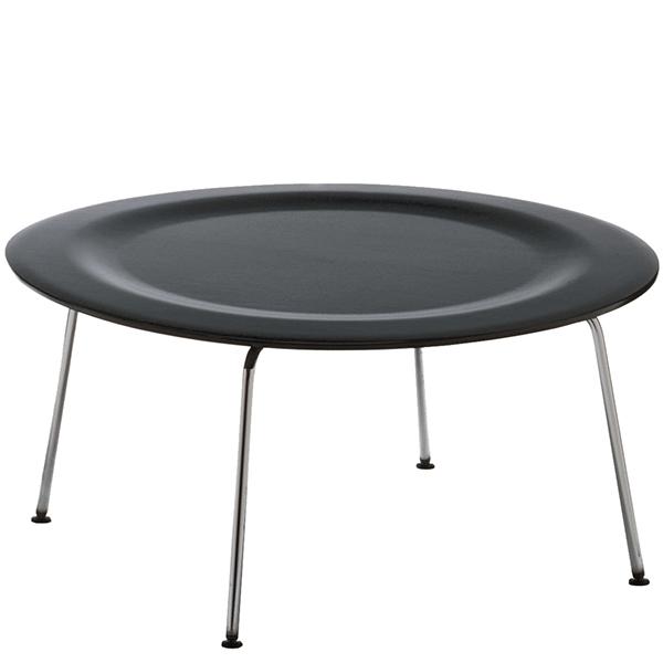 Vitra Plywood Group CTM sohvapöytä, musta