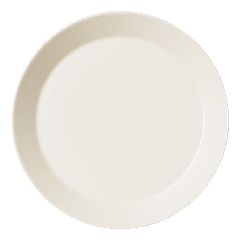 Iittala Teema lautanen 26 cm, valkoinen, 4 kpl