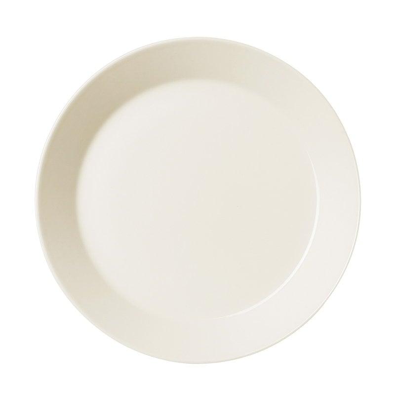 Iittala Piatto Teema 21 cm, bianco