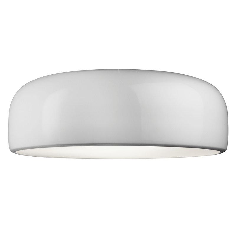 Flos Smithfield C ceiling lamp, white
