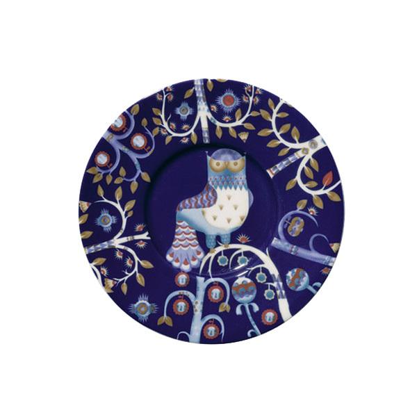 Iittala Taika saucer 15 cm, blue