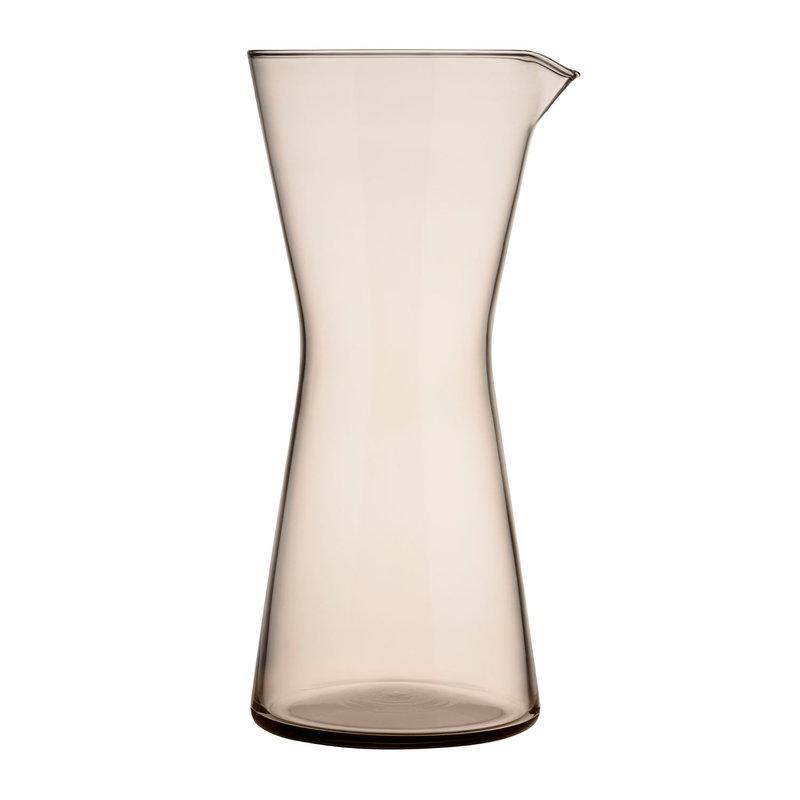 Iittala Kartio pitcher 95 cl, linen