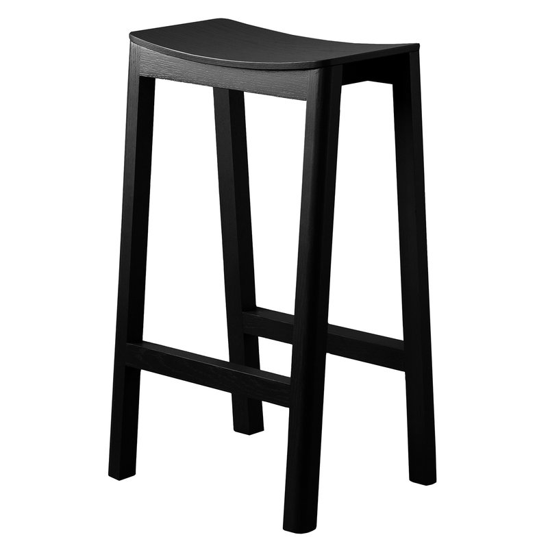 Made by Choice Halikko bar stool, 68 cm, black
