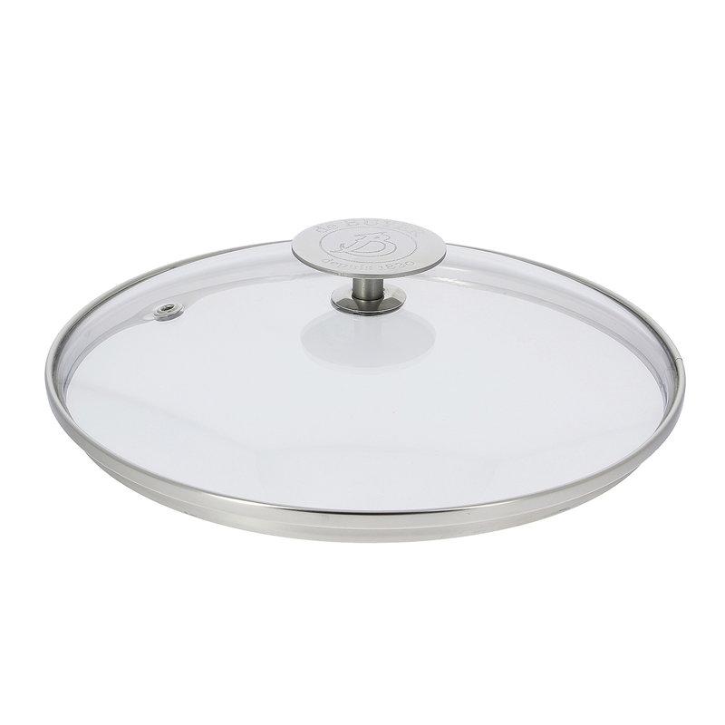 De Buyer Glass lid 24 cm