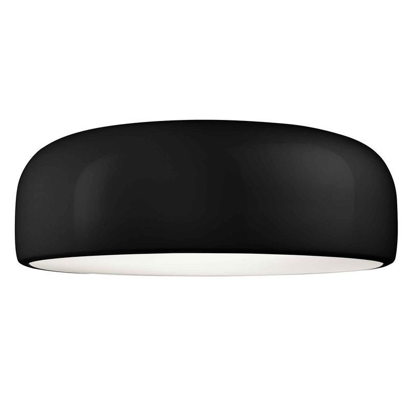 Flos Smithfield C ceiling lamp, black