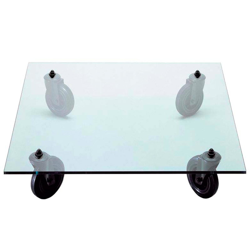 FontanaArte Tavolo Con Ruote coffee table
