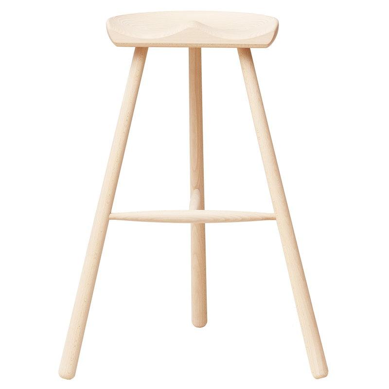 Form & Refine Shoemaker Chair No. 78 baarijakkara, pyökki