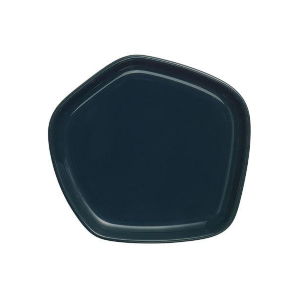 Iittala Piatto 11 x 11 cm Iittala X Issey Miyake, verde scuro