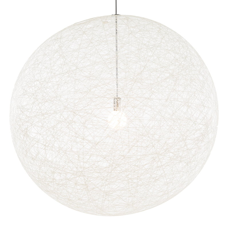 Moooi Random Light II pendant, large, white