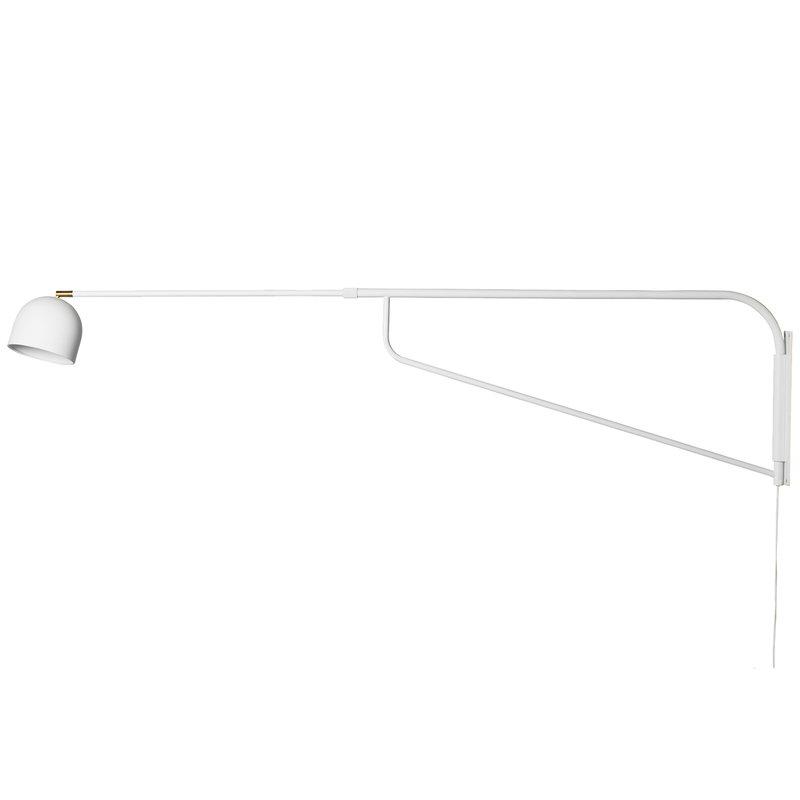 Pholc Lampada da parete Bellman, bianca