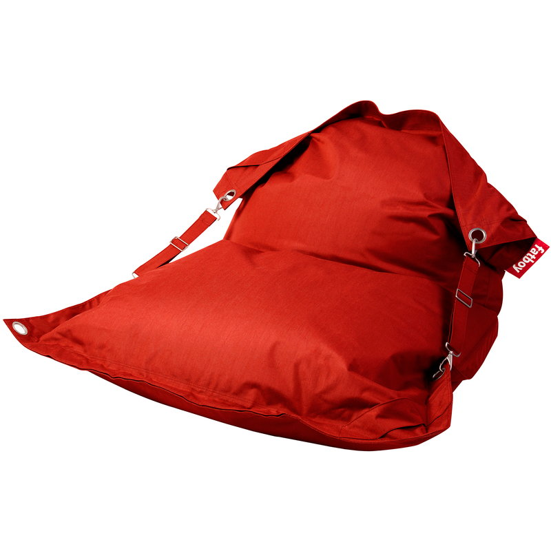 Fatboy Buggle Up Outdoor Bean Bag Red