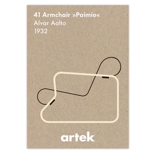 Artek Paimio poster