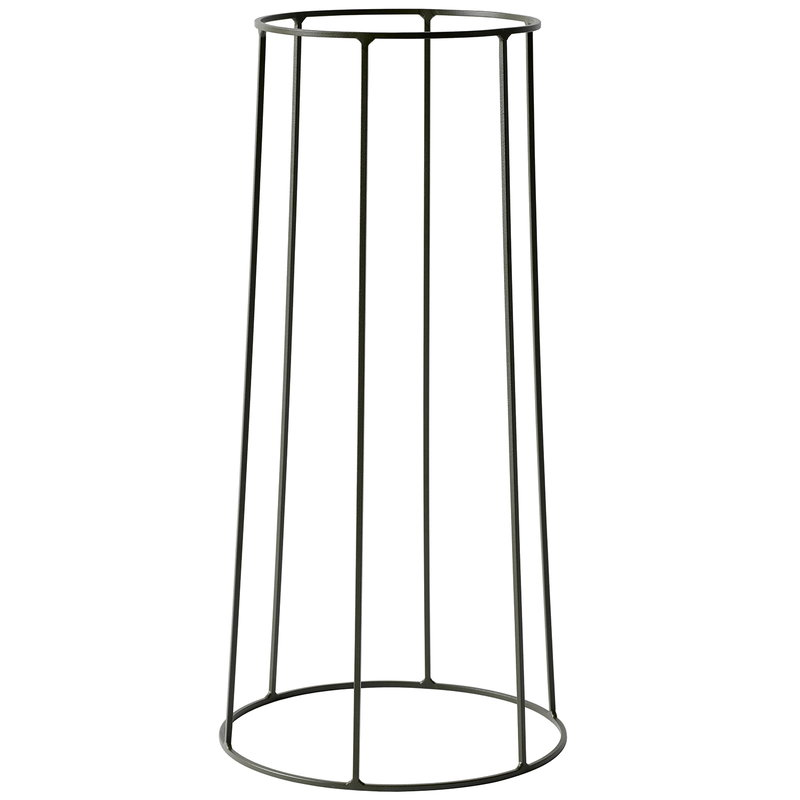 Menu Wire base, large, olive