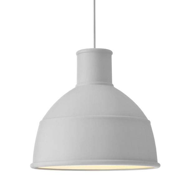 Muuto Unfold lamp, light grey