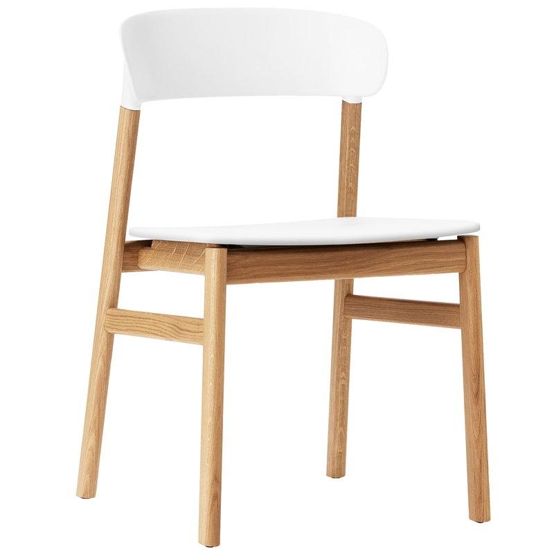Normann Copenhagen Herit chair,  oak - white