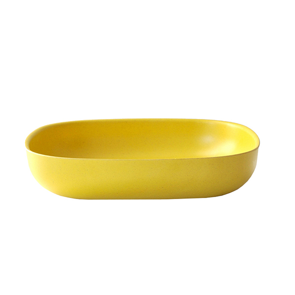Ekobo Ciotola per pasta Gusto, lemon