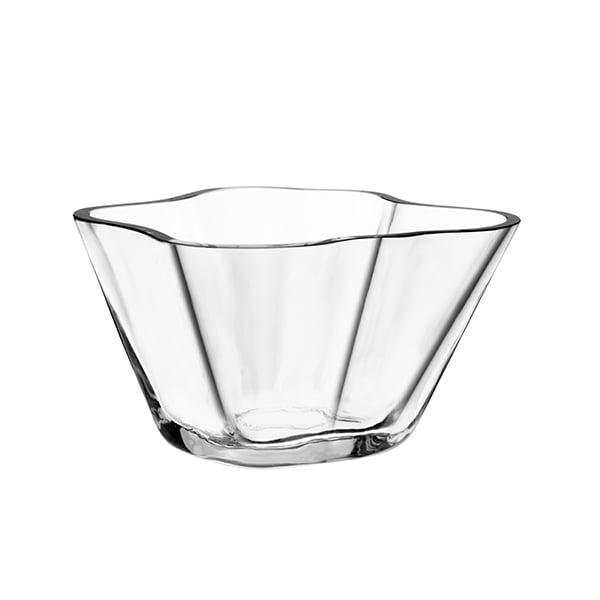 Iittala Aalto bowl 75 mm, clear