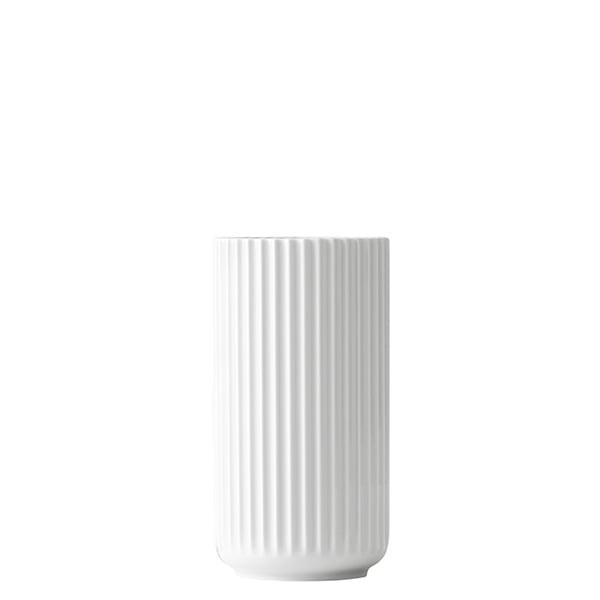 Lyngby Porcelain Lyngby porcelain vase, 20 cm, white