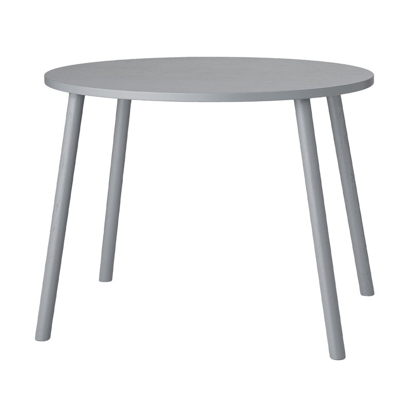 Nofred Mouse table, low, grey