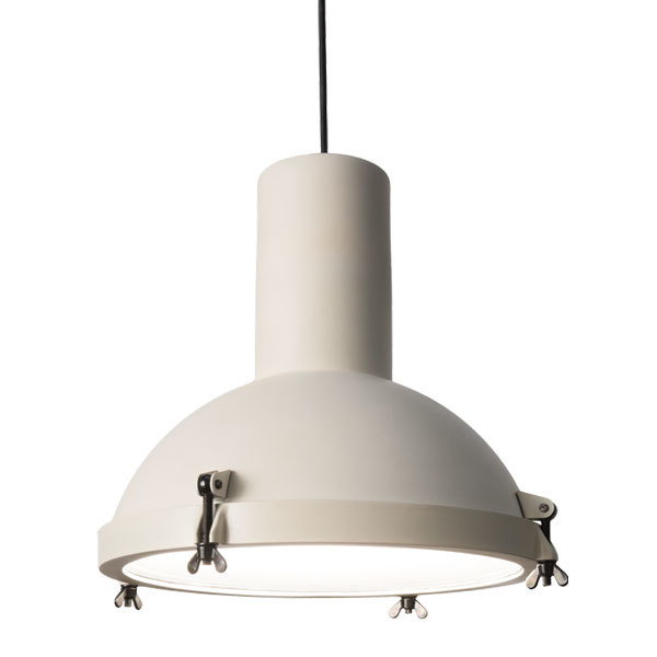 Nemo Lighting Projecteur 365 pendant, white sand