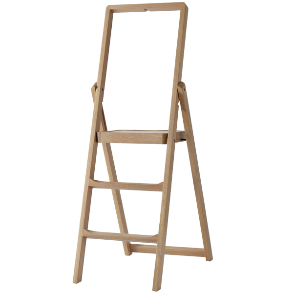 Design House Stockholm Step stepladder, oak