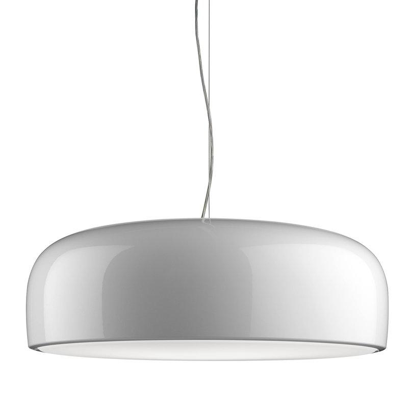 Flos Smithfield S pendant, white