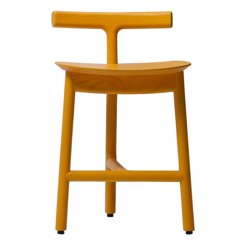 Mattiazzi Radice chair, yellow