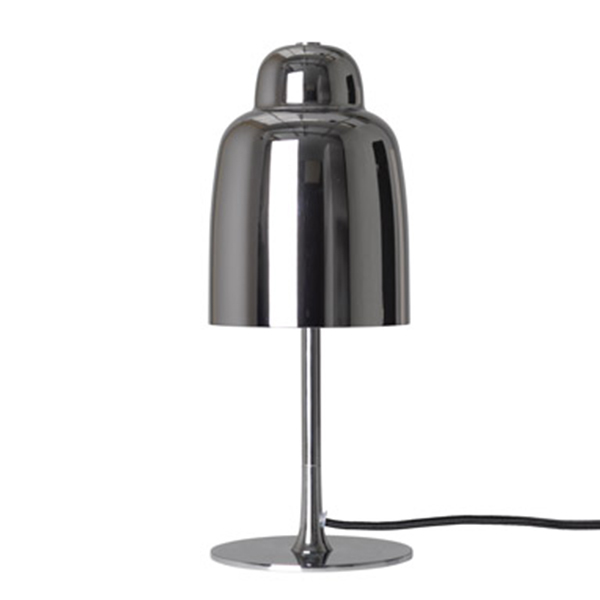 Pholc Champagne table lamp, chrome