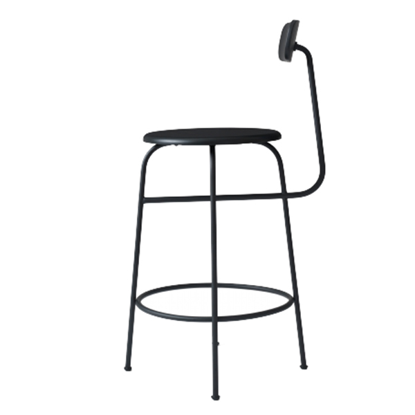 Menu Afteroom counter chair, black
