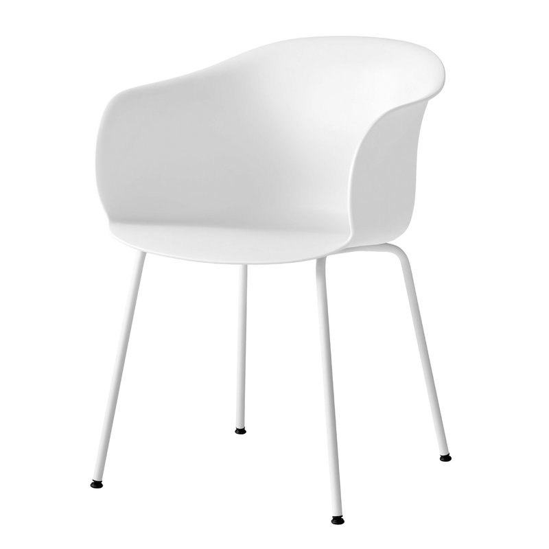 &Tradition Elefy JH28 chair, white - white