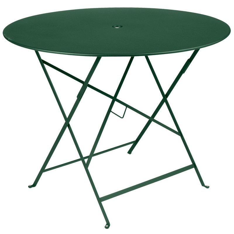 Fermob Bistro pöytä 96 cm, cedar green