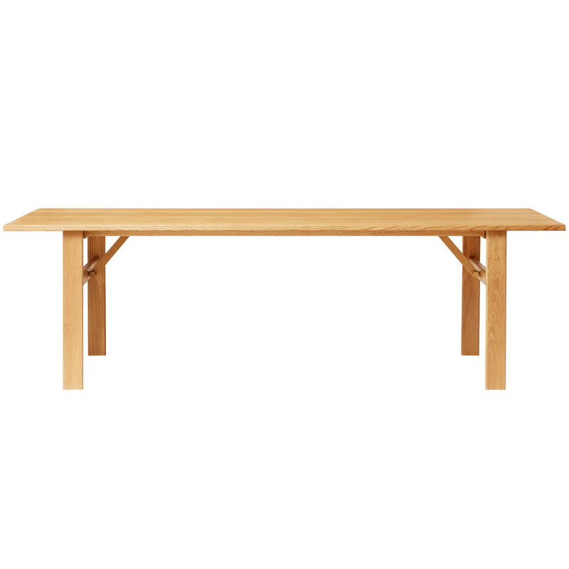 Form & Refine Damsbo Master dining table 245, oak