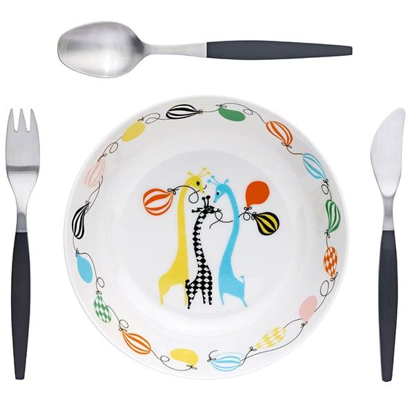 Gense Focus De Luxe Junior dining set, 4 pcs