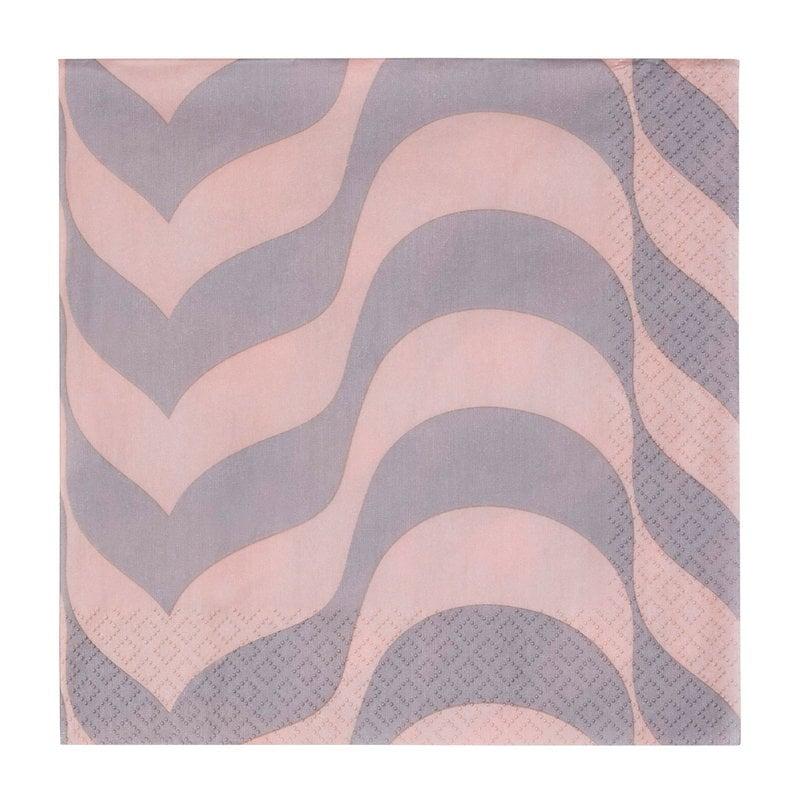 Iittala Iittala paper napkin 33 cm, powder - linen