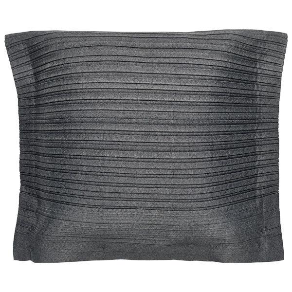 Iittala Iittala X Issey Miyake Random tyynynpäällinen, tummanharmaa