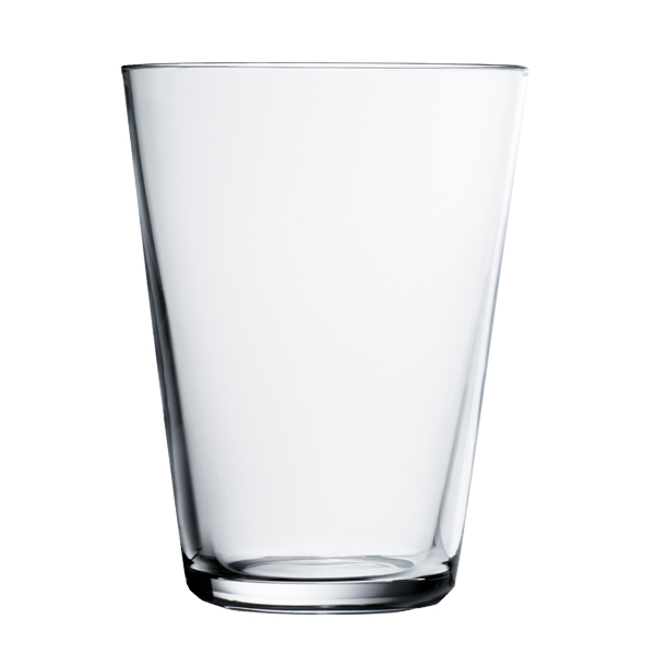 Iittala Kartio tumbler 40 cl, clear, set of 2