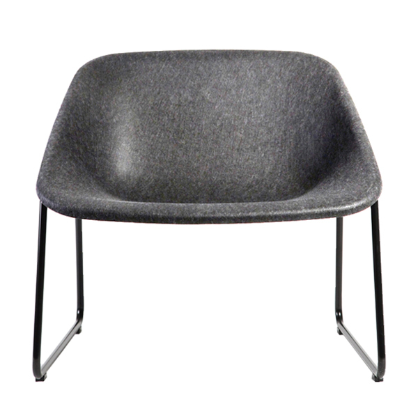 Inno Kola Lounge chair, grey