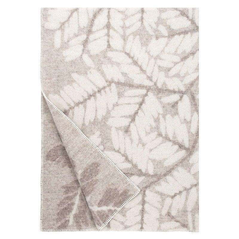 Lapuan Kankurit Coperta Verso, beige - bianco